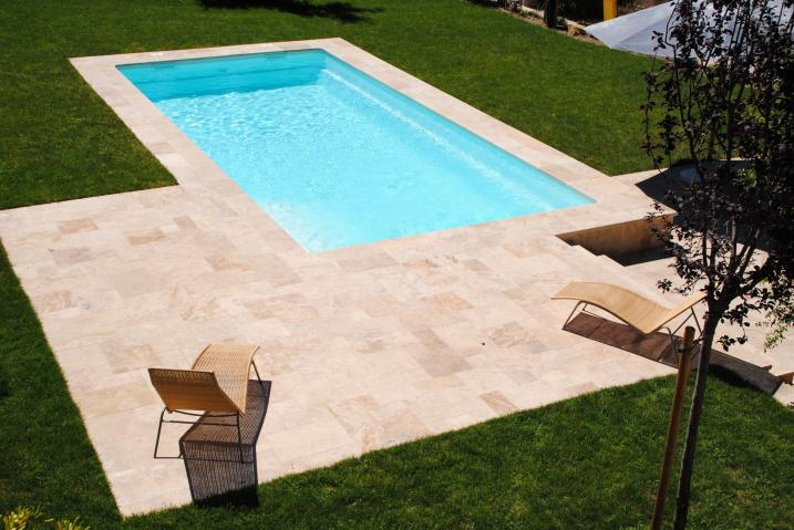 R f rences coque for Piscine semi enterree 10m2